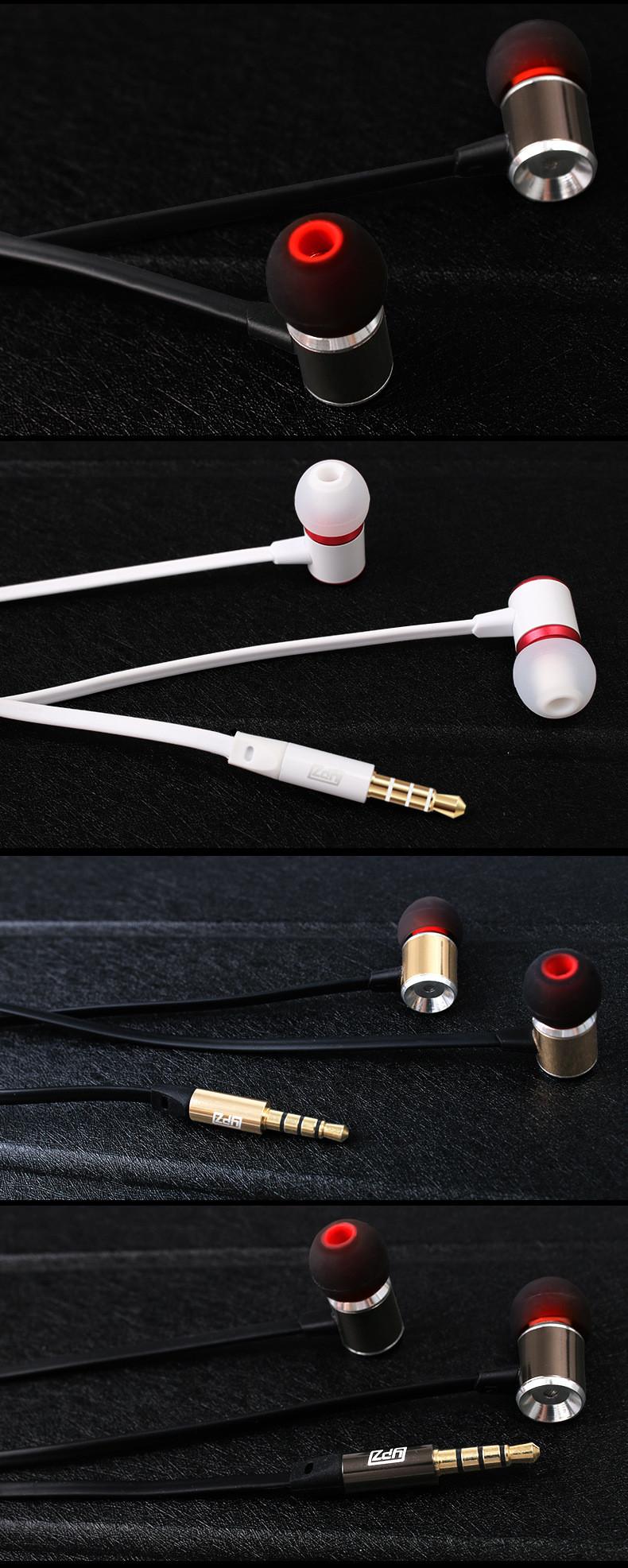Professional Earphone Heavy Bass Music Earpiece for HP Envy 14-1120er Beats Edition Laptops Headset fone de ouvido With Mic