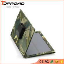 Foldable Solar Panel Cell Folding External Battery Solar Charger Portable Power Bank USB Mobile Chargers for Cell phones mp3 GPS(China (Mainland))