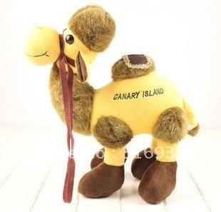J1 35cm Camel high quality plush animal toy free shipping