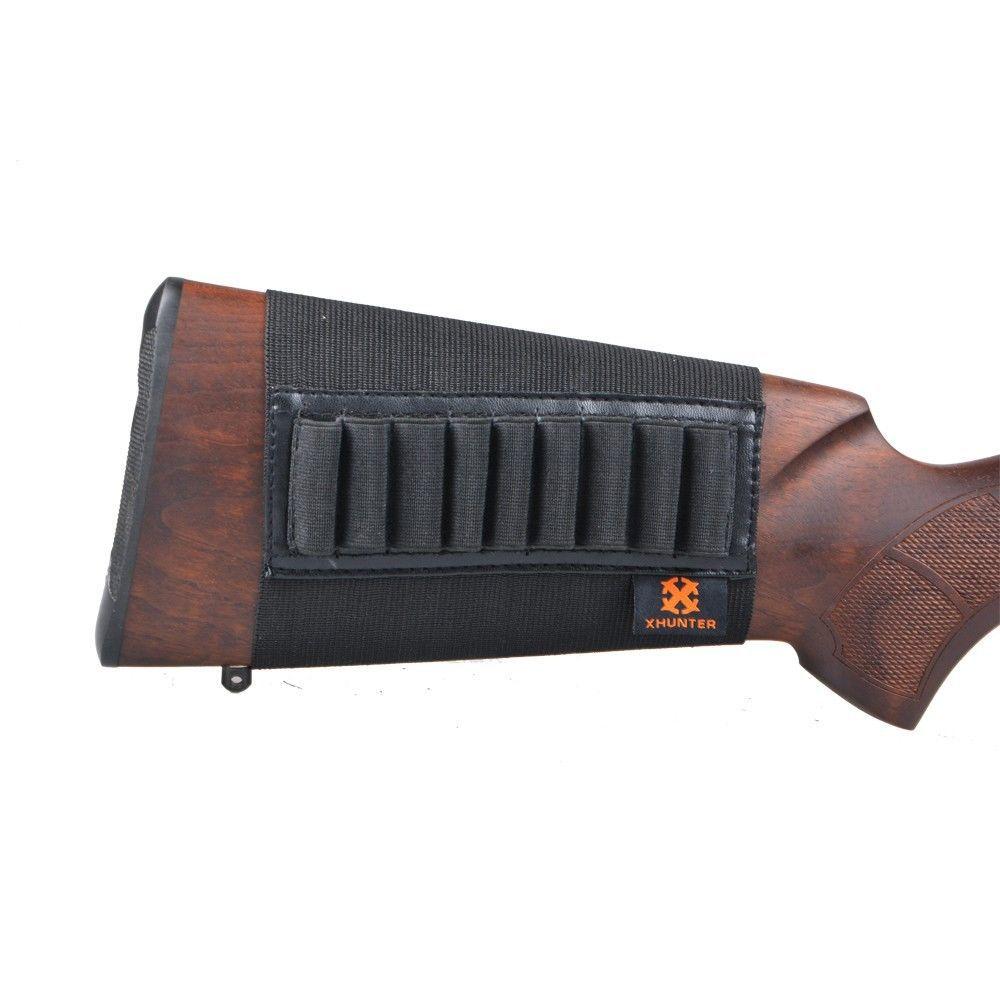 Stock ammo holder