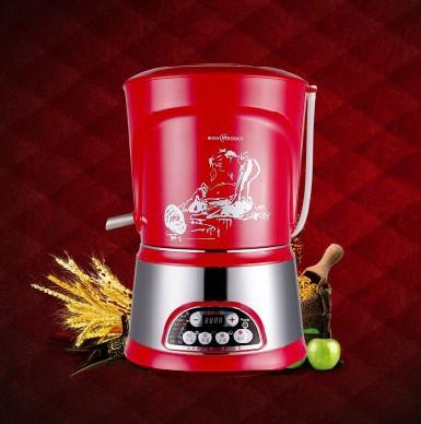 Brewery equipment desktop brewing machine wine hot pot stainless steel micro computer panel(China (Mainland))