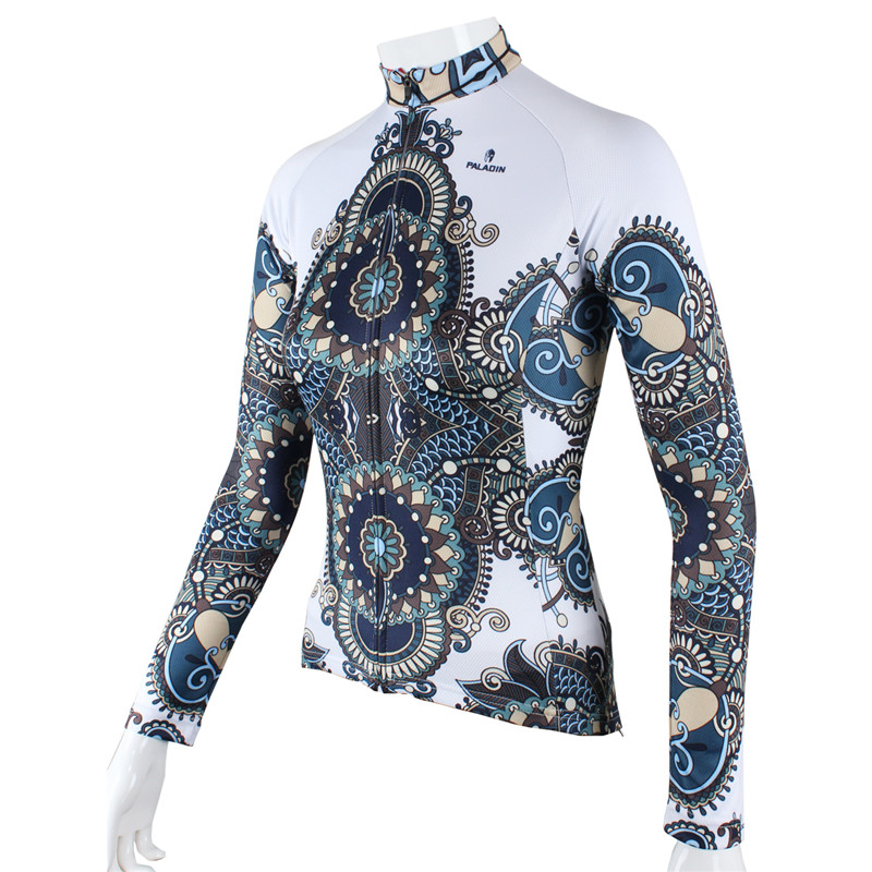 2016 3 Styles Popular Women PALADIN Team Road Bike Long Sleeve Cycling Jersey Shirt Tops/Bicycle Sportwear Jersey ropa ciclismo