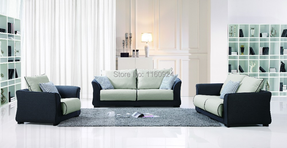 The Most Attractive Sectional Fabric Sofa Set , Suitable for Living Room , Bed Room(China (Mainland))