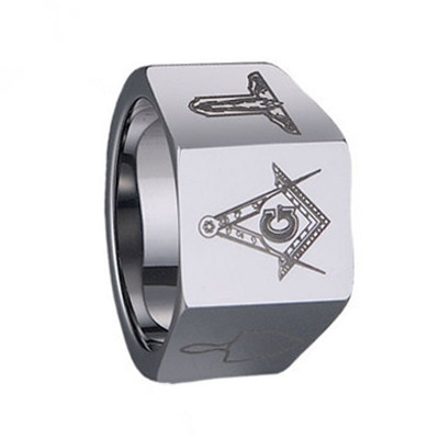 hot sale personalized masonic ring for men wedding ring custom engraving the best christmas gift