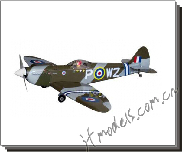 RC Model plane / Spitfire EP (40) / TWE311XM(China (Mainland))