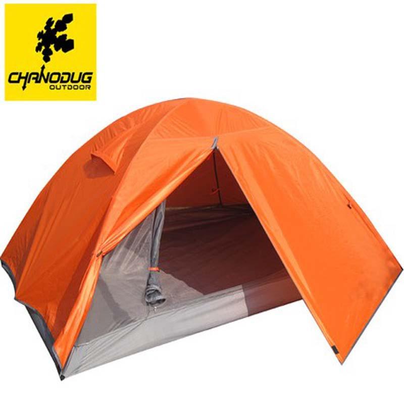 Туристическая палатка CHANODUG 2/3 8926 палатка туристическая husky bizon 3 classic цвет зеленый
