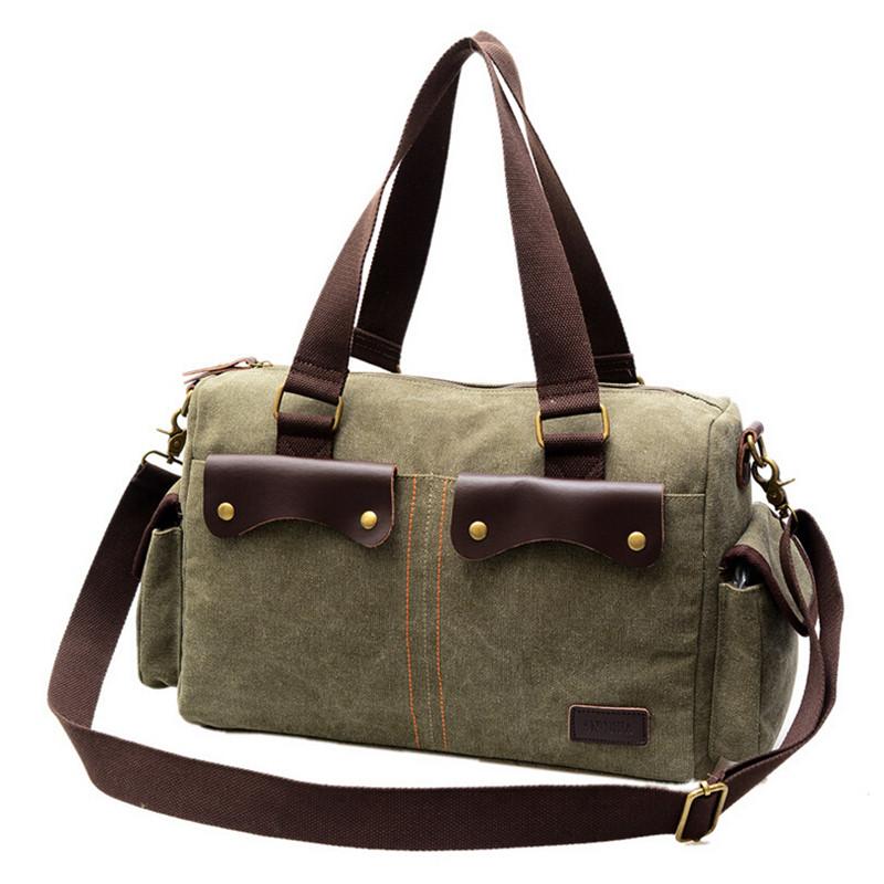 Hot 2016 New Arrival Canvas men Messenger Bags Casual Men Handbag Vintage Shoulder Bag Tote Bag bolsos feminina G62<br><br>Aliexpress