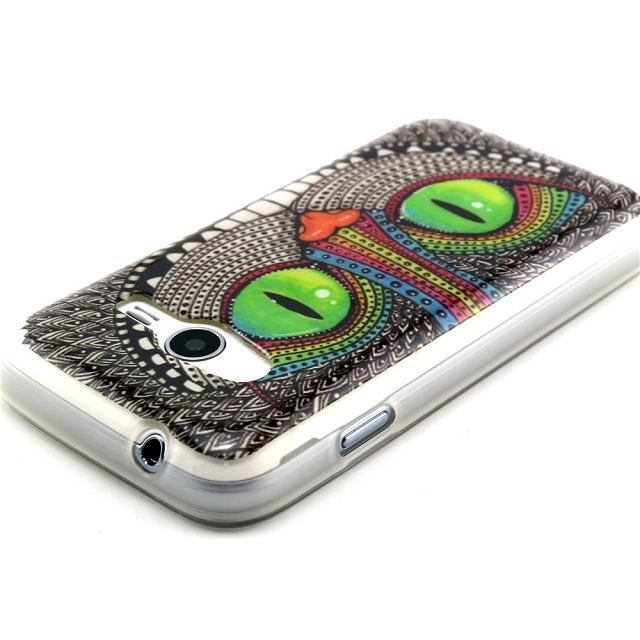 Owl elephant Swallow Pritned Soft TPU Case Cover for Samsung Galaxy Ace 4 Neo G313F G318H/DS G318ML Free Shipping