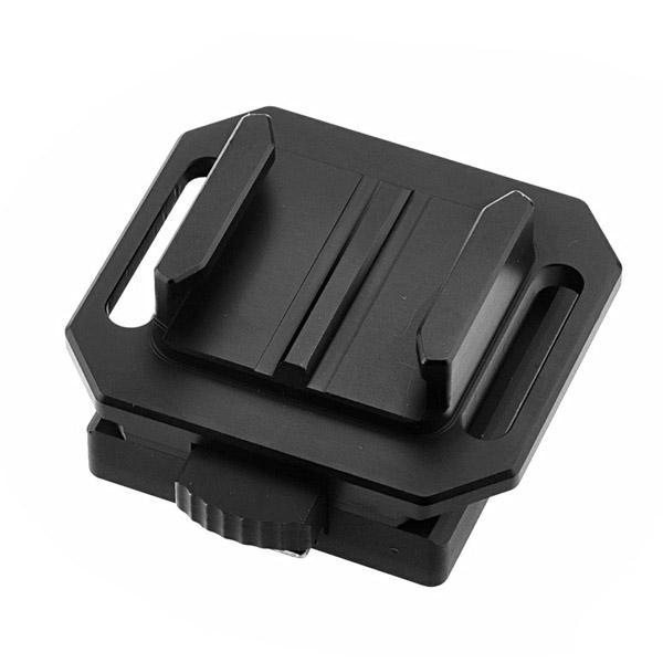 High Quality Black Helmet Aluminum NVG Mount Base for for Gopro HD Camera Hero 4 3+ 3 2 1 SJ4000 SJ Series Sport Camera<br><br>Aliexpress