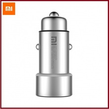 100% Original Xiaomi MI Car Charger Metal Appearance Quick Charge For Tablets And Mobile Phones(China (Mainland))