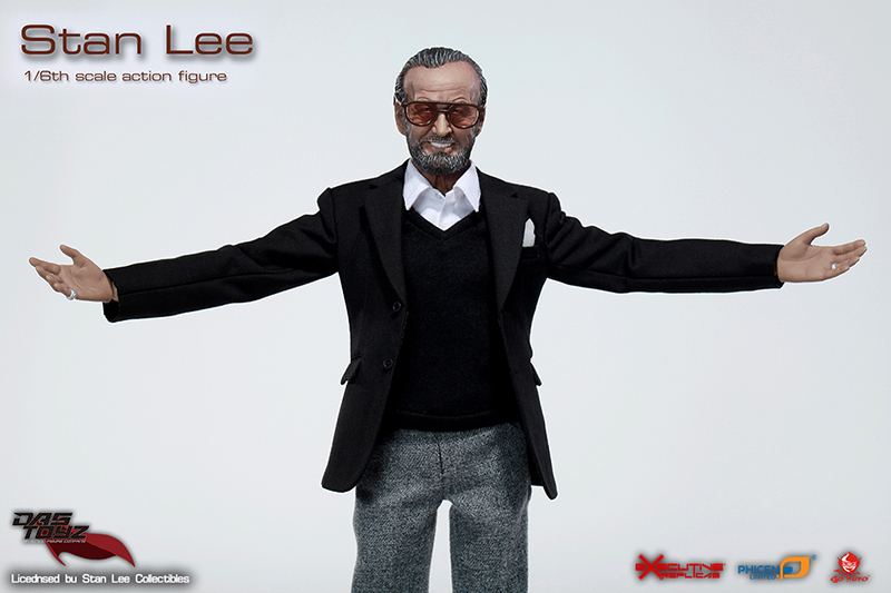1/6 scale figure doll Stan Lee Invincible the king of utility man 12 Action figure doll Collectible Figure Plastic Model Toys