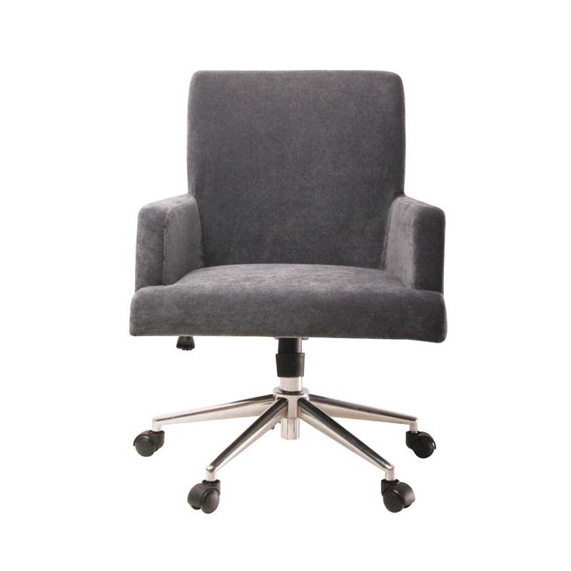 Cheap LS810SO Creative Computer armrest back wheel chair leisure sofa single cafe cloth office(China (Mainland))