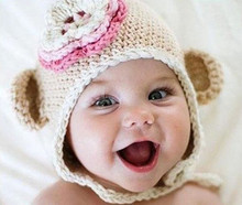 Little Monkey knitted hats(China (Mainland))