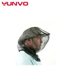 Generic High quality Camping Head Mesh Mosquito Insect Bug Bee Face Protect Hat Net Fishing Hunting