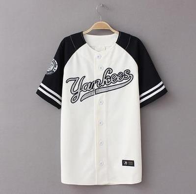 Baseball Short Sleeve Jacket - JacketIn