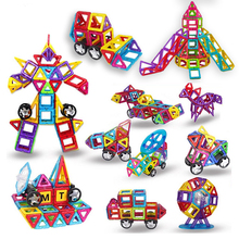 70 Pieces Magnetic Similar Magformers Toy Bricks 3D MAGNETIC BUILDING TOY Magnetic Block Building Matched Toy Bricks Magaformers(China (Mainland))