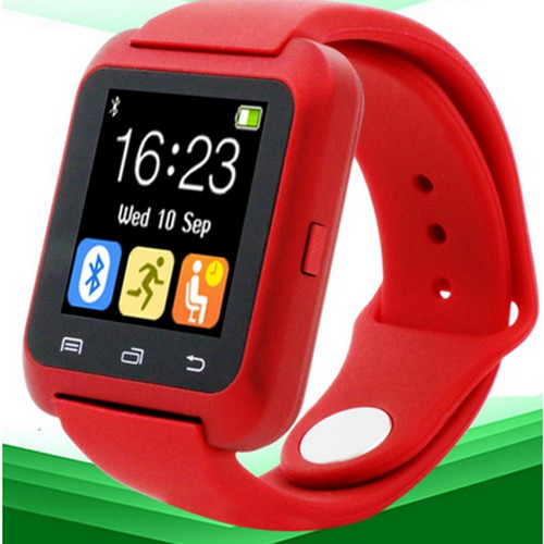 Bluetooth U80 Smart Watch BT-notification Anti-Lost MTK WristWatch iPhone 4/4S/5/5S Samsung S4/Note 2/Note 3 Android Phone - Remaining Gladiator store