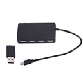 Micro USB 2 0 OTG Charge HUB Adapter Converter for Samsung Galaxy S3 S4 Tablet USB