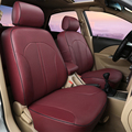 Custom car covers seat for toyota Camry seat covers sets for auto accessories PU leather seat