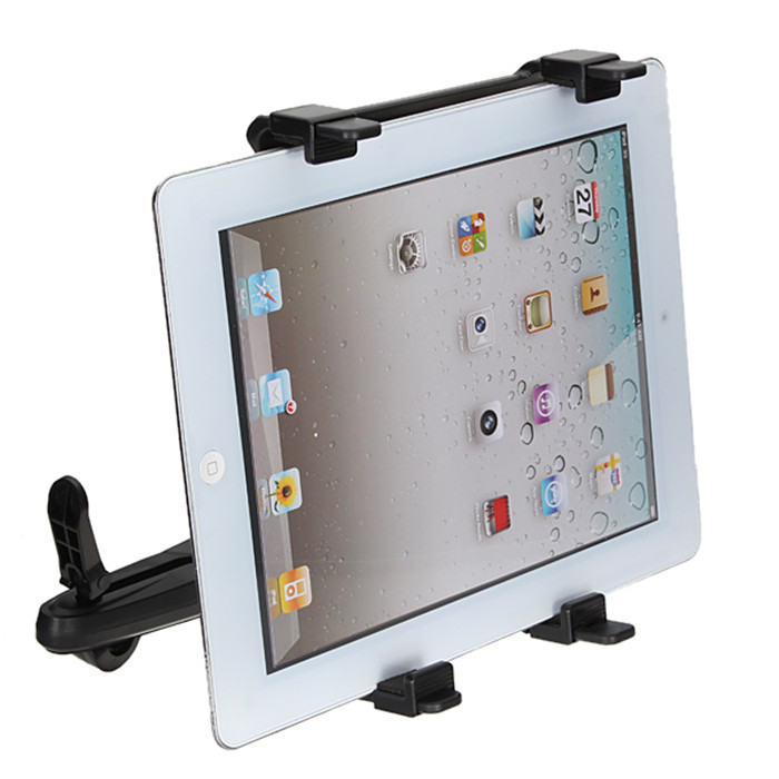 Car Back Seat Headrest Mount Holder Stand Bracket Kit 7-13 Inch For iPad Mini 4 3 2 For SAMSUNG Galaxy Tab 10.1 Tablet(China (Mainland))