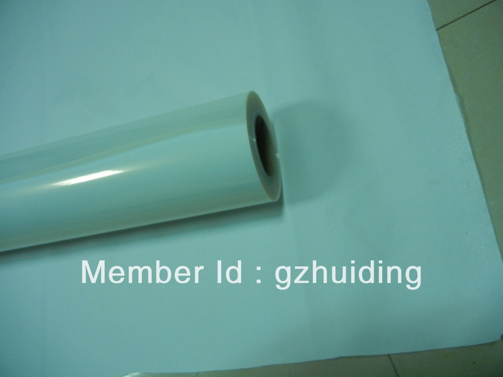 Screen printing film