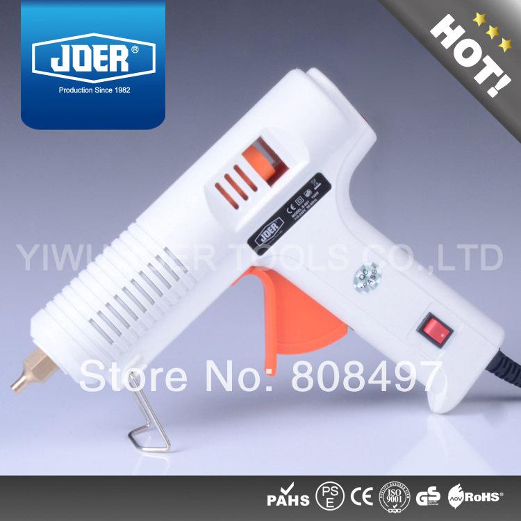 1pc/lot Hot Melt Glue Gun 150w Adjustable Temperature 140 220 Degree, - Yiwu Joer Tools Co., Ltd. store