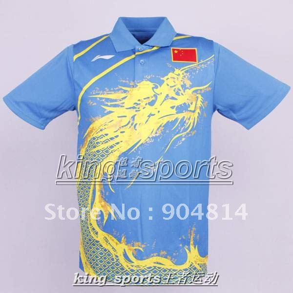 chinese table tennis shirts 2
