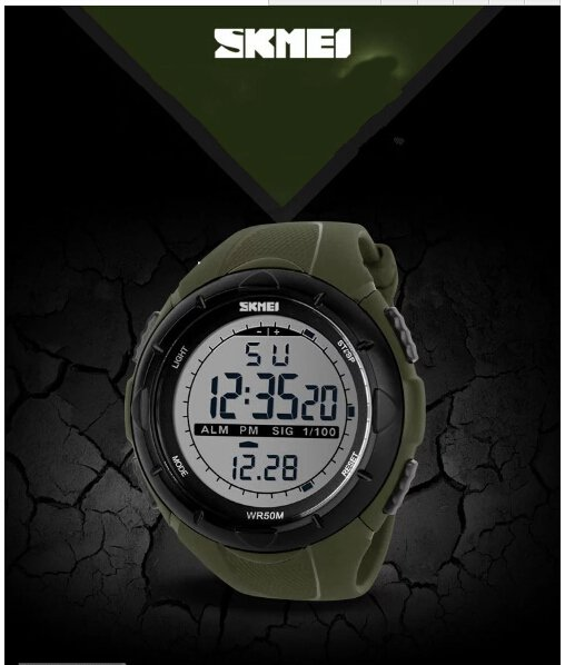 New 2015 Trendy Men Sports Watches SKMEI Brand Digital Watch LED Outdoor Dress Wristwatches Military Watch Relogios Masculinos(China (Mainland))