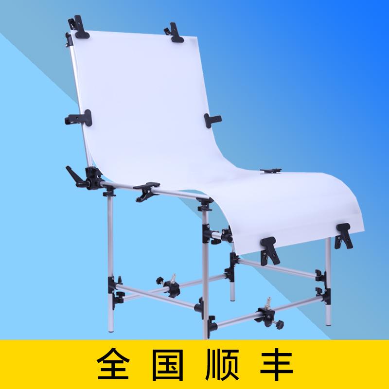 60*130CM Photography Studio Equipment SHOOTING DESK PVC SHOOTING DESK(China (Mainland))