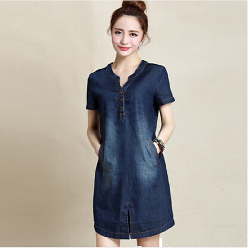 Compare Prices on Blue Jean Dresses for Women Xxxl- Online ...