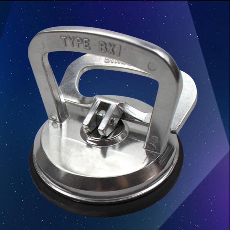 1Pc Hot Aluminium Alloy Heavy Duty Remover Bath Glass Sucker Puller Suction Cup Plate Bathroom Hardware Accessory(China (Mainland))