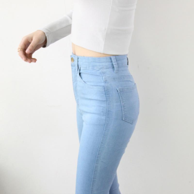 Женские джинсы Pantalones Vaqueros Mujer