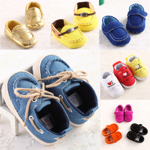 2015 New 18 Kinds Of Cool Soft Cotton Solid Shallow Infant New Born Baby First Walkers