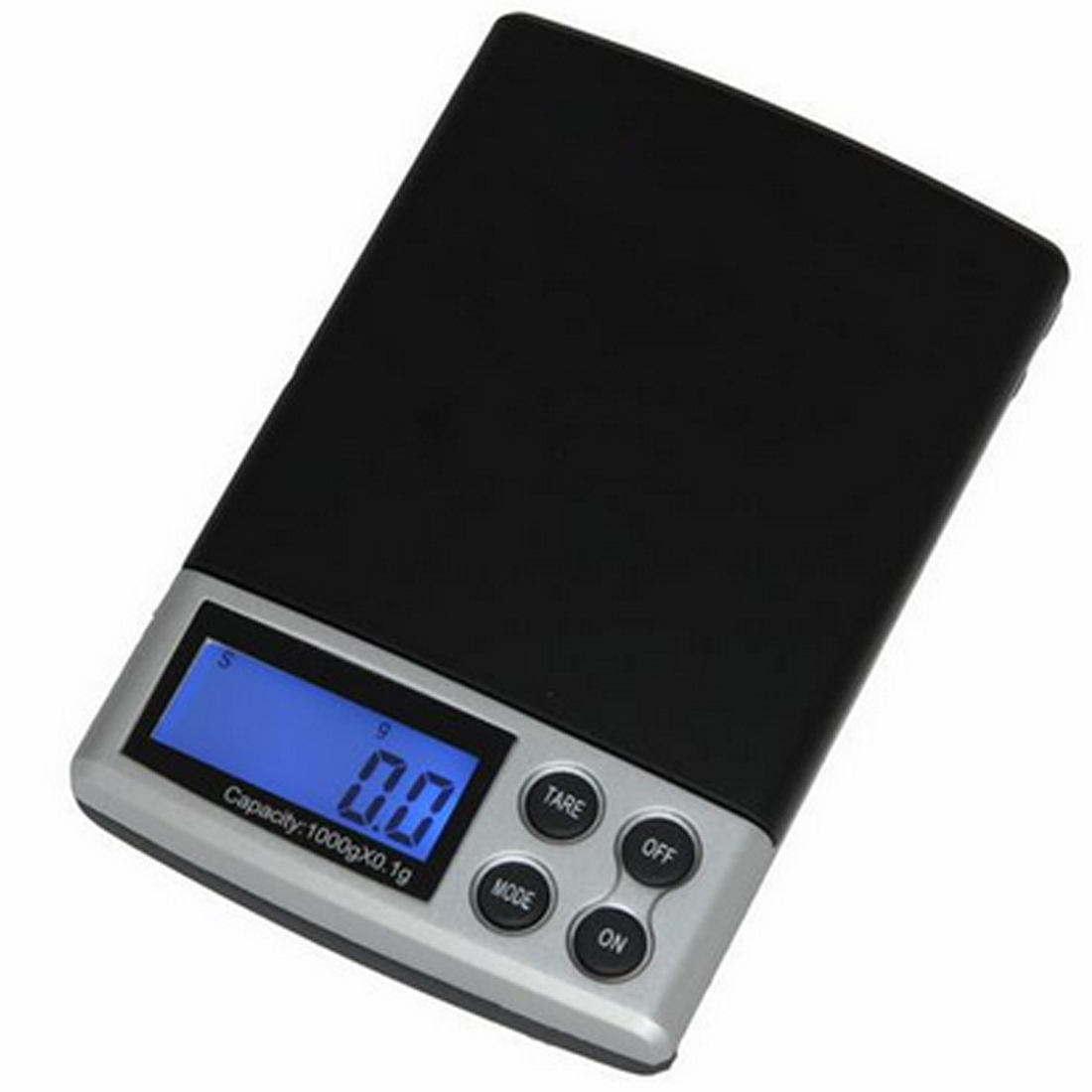 Useful KItchen Tools 500G/0.01g LCD Display Electronic Digital Jewelry Pocket Scales Balance Portable Weight Weighing Scales