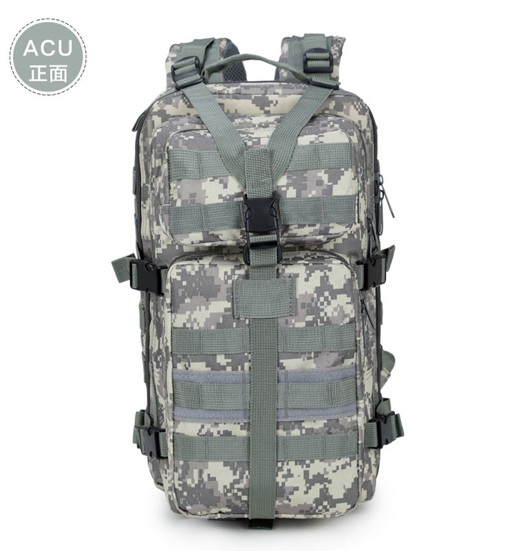 2379607c3966 New Upgrade large Men Women Military Army Backpack Travel Camouflage  rucksack Waterproof Nylon Bag Shoulder Bolsa Mochila - us526
