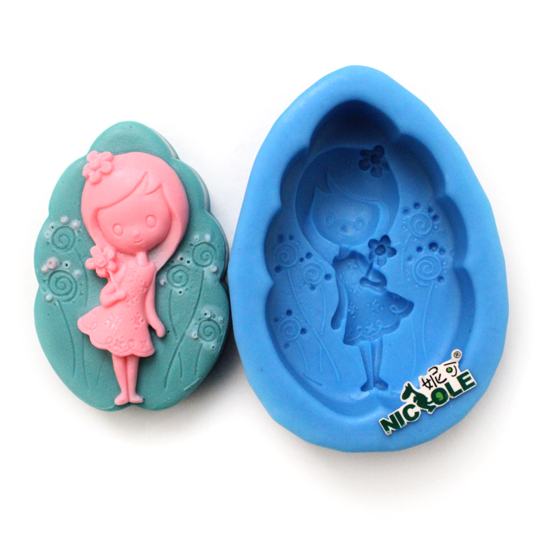 Aliexpress.com : Buy Nicole R1263 cute girl design ...