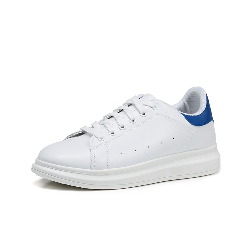 mens shoes casual white lace up luxury brand breathable