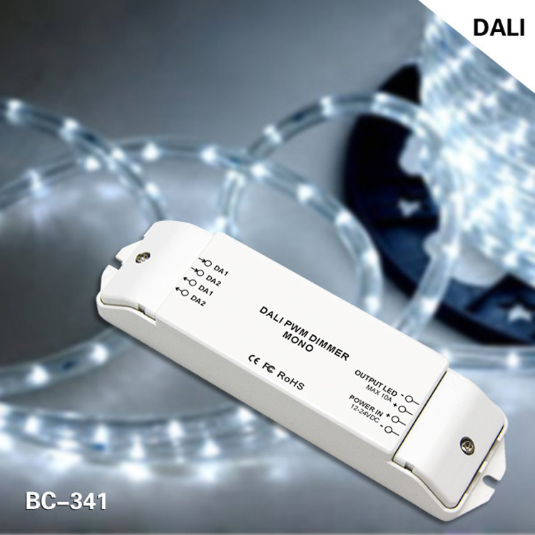 dc12-24v 10A 1ch led dali dimming driver(China (Mainland))