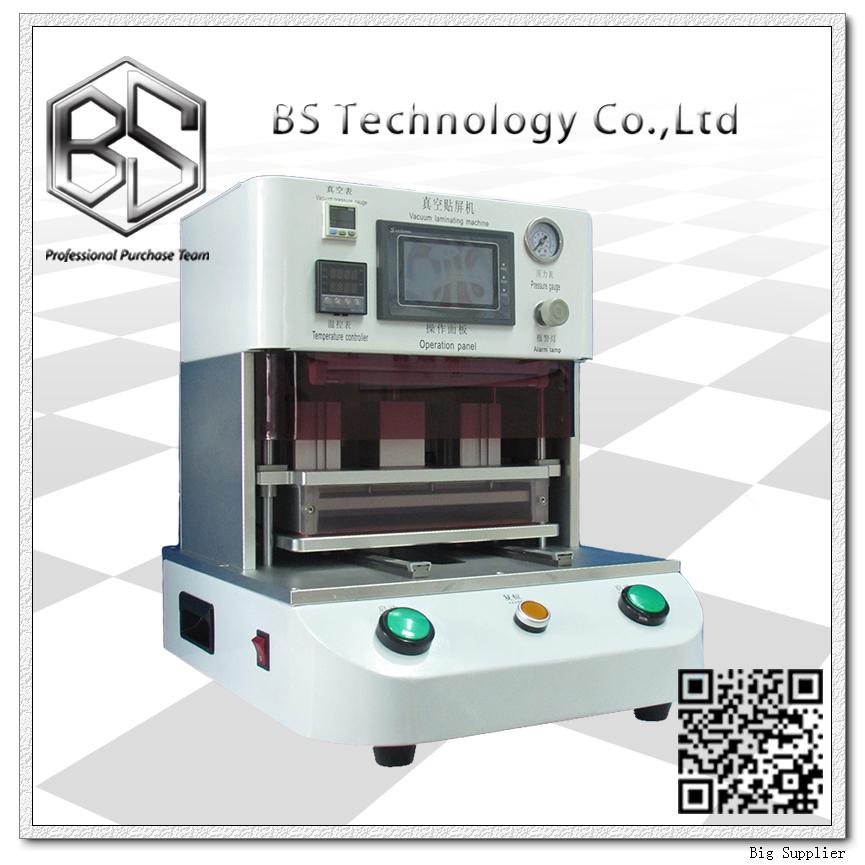 Full Automatic LCD Bonding Machine iPhone Samsung Refurbish Bond - Big-Supplier store