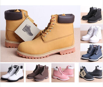 2015 Hot sale Genuine Leather brand waterproof men boots fit many color winter quality motocycle boot women snow boots shoes(China (Mainland))