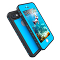 100 Waterproof for Sealed Swim Surfing Under Water Sports Protection Phone case for iPhone 7 plus