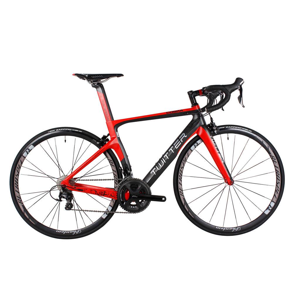 700C Carbon Road Bike Complete Bicycle Carbon BICICLETTA Bicyce Road Bike 22 Speed V Brake XXS/XS/S/M/L