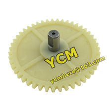 Oil Pump Gear 47 Teeth New Type GY6 50 80cc Scooter Engine Spare Parts Moped Wholesale YCM