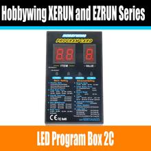 Buy Hobbywing RC Car Program Card LED Program Box 2C 86020010 Programm Card XERUN EZRUN Series Car Brushless ESC for $6.58 in AliExpress store