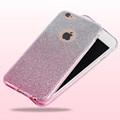 Fashion Gradient Flash Powder Cases For Iphone 6 6s 6Plus 6s Plus Case Diamond Flash Glitter