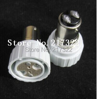 BA15D TO mr16 g4 g5.3 adapter Conversion socket High quality material fireproof material B15 TO mr16 socket adapter Lamp holder<br><br>Aliexpress