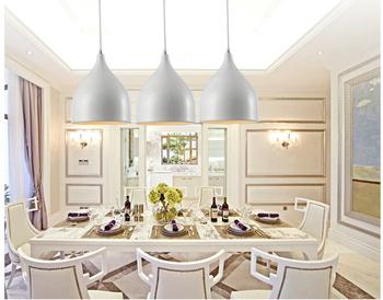 aluminium pendelleuchte wohnzimmer esszimmer lampe moderne leuchte innenbeleuchtung design. Black Bedroom Furniture Sets. Home Design Ideas