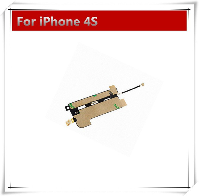 10pcs/lot Wifi wireless signal Antenna Ribbon inner flex cable for iphone 4S wifi flex cable(China (Mainland))