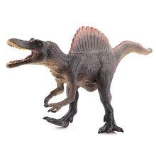 الحديقة الجوراسية العالمية تيرانوصور ريكس ستايراكوصور بلاسيوساور براتشيوساصور ديناصور دمية بلاستيكية نموذج هدية للأطفال(China)