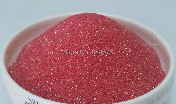 Free Shipping  red colorful  glitter powder phosphor powder,DIY , 500g/bag,Environmental protection,advertisement pigment<br><br>Aliexpress
